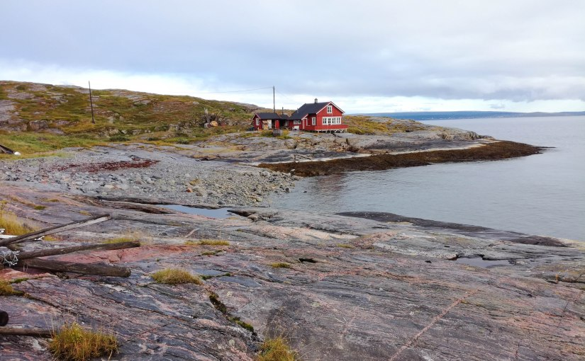 Laponská odysea, část II:Norsko