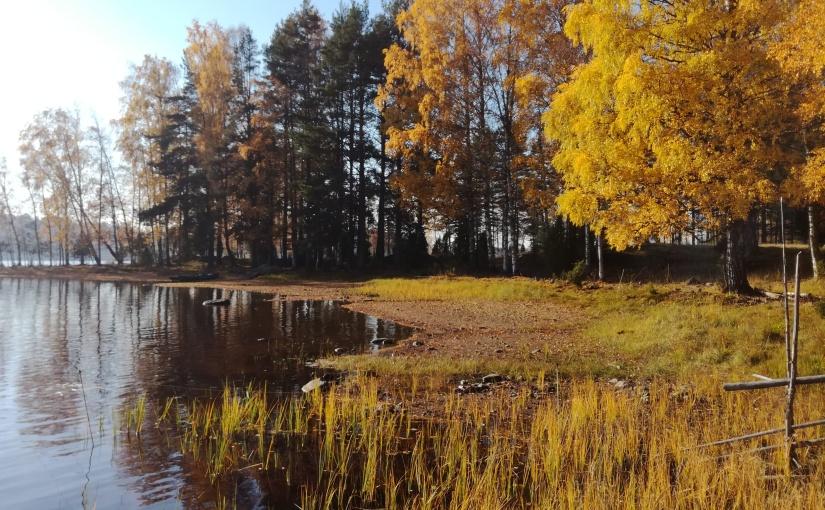 Na skok vLiesjärvi